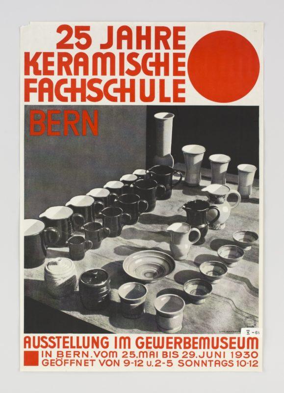 25 Jahre Keramische Fachschule Bern