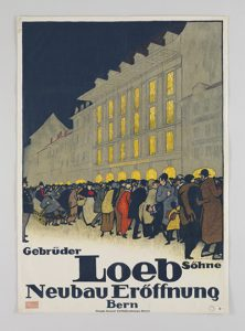 LOEB-Eröffnung