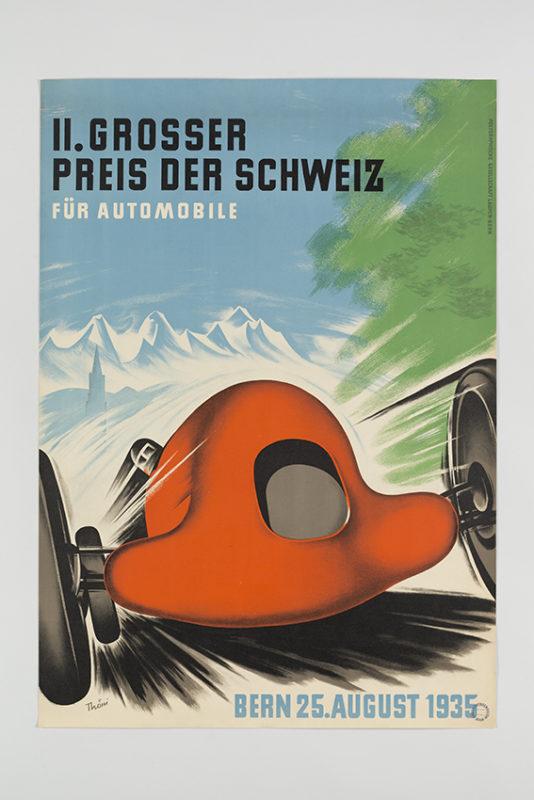 (Zweiter) II. Grosser Preis der Schweiz für Automobile