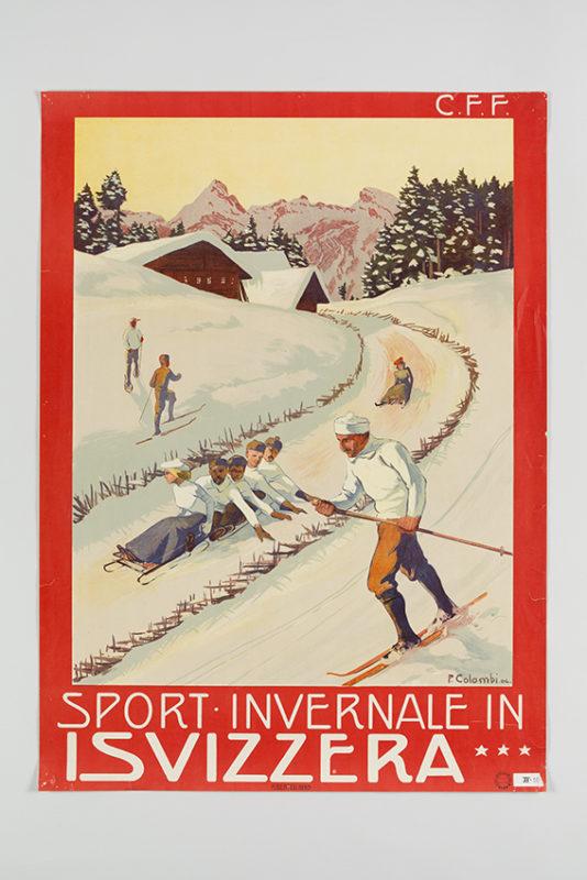 Sport invernale in Svizzera