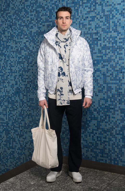 Look aus der aktuellen Herbst-/Winterkollektion