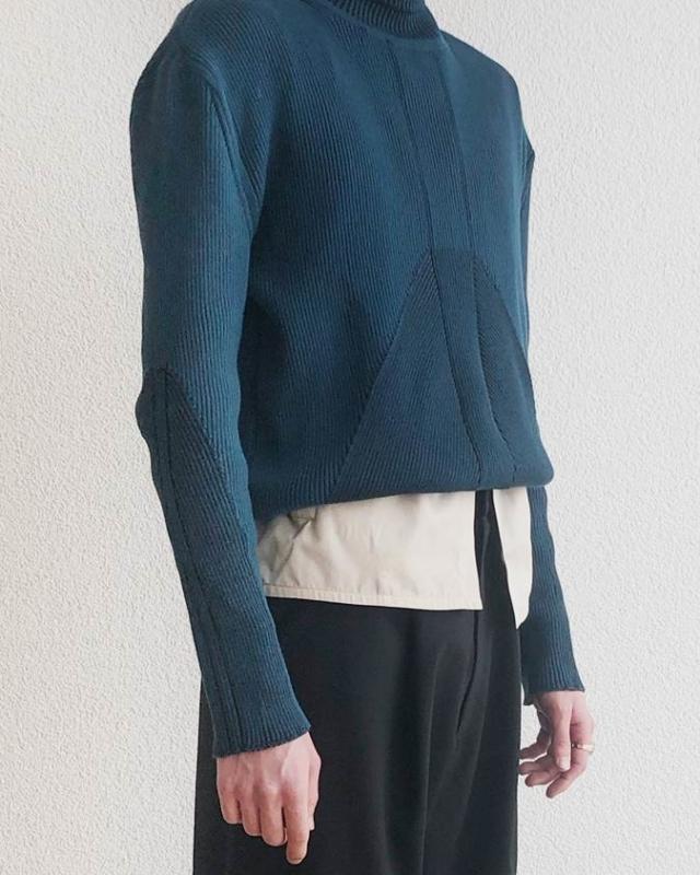 Inspiriert von der Arbeitskleidung von Künstler*innen: Die aktuelle Kollektion von Luca Xavier Tanner.