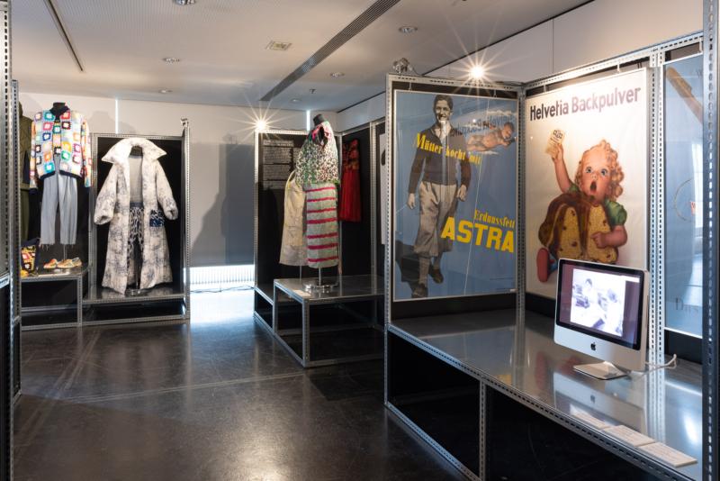 Objekte aus der Sammlung. Foto: Frederike Asael