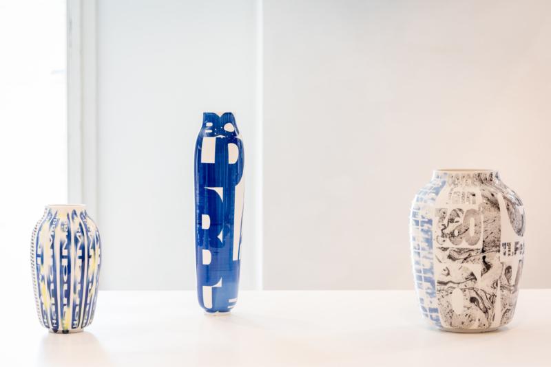 Keramik von Laurin Schaub. Foto: Frederike Asael