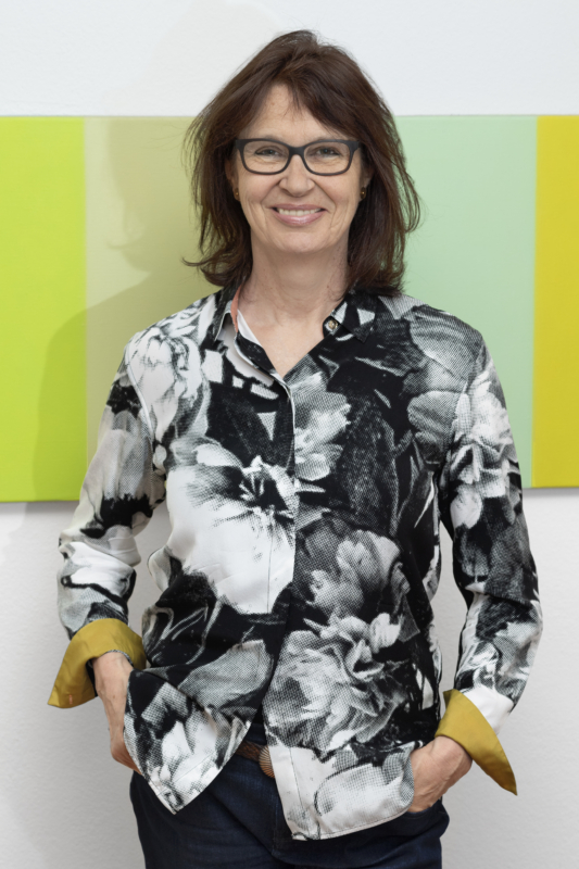 Margareta Daepp. Credit: Regula Bearth
