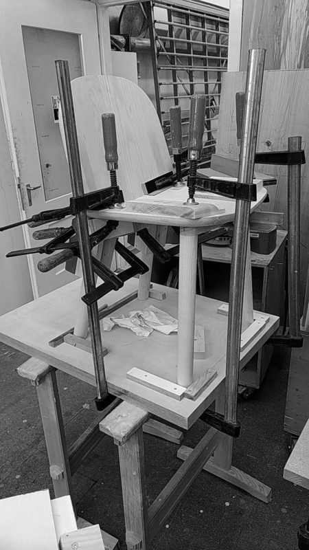 Fertigung der Prototypen