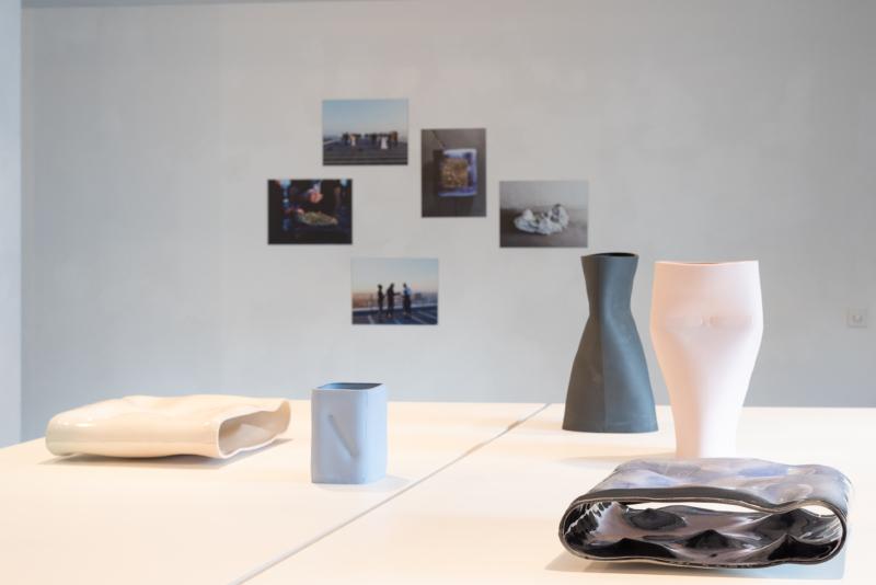 Werke von Margareta Daepp in der BESTFORM 2021, Credit: Frederike Asael