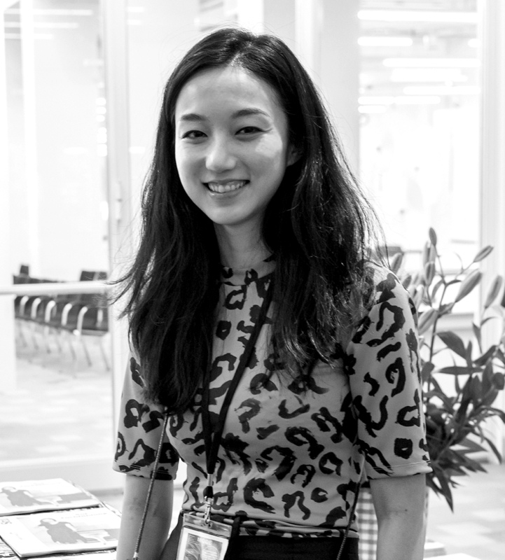 Designerin Stephanie Nina Yoon